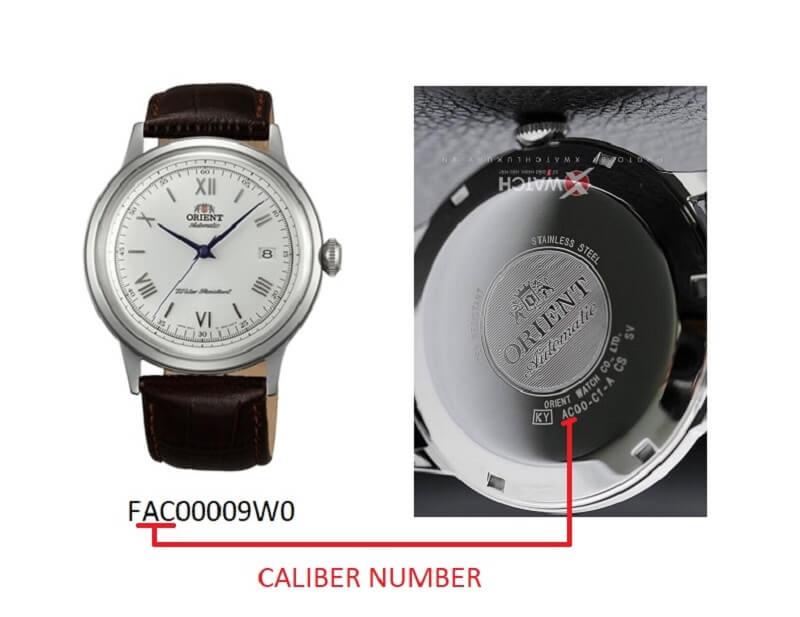 Kết quả hình ảnh cho check code đồng hồ orient